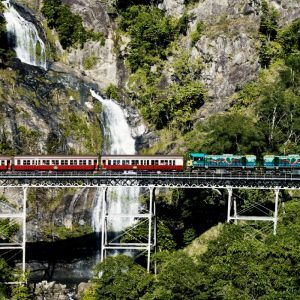 Kuranda Scenic Train, Rainforestation and Skyrail Experience